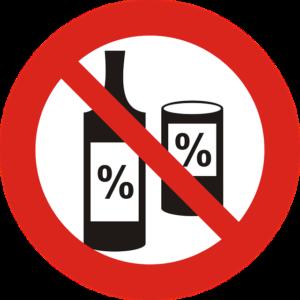 kein alkohol in der sw