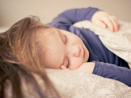Kind schläft nicht