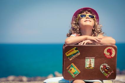 Kinderreisekoffer-Test