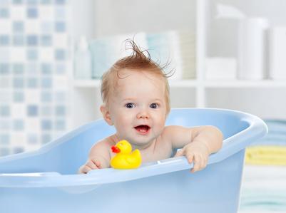Baby Baden Anleitung und Tipps