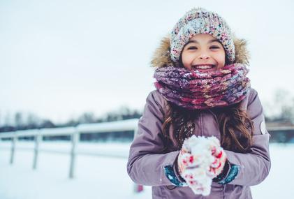 Kinder Winterhandschuhe