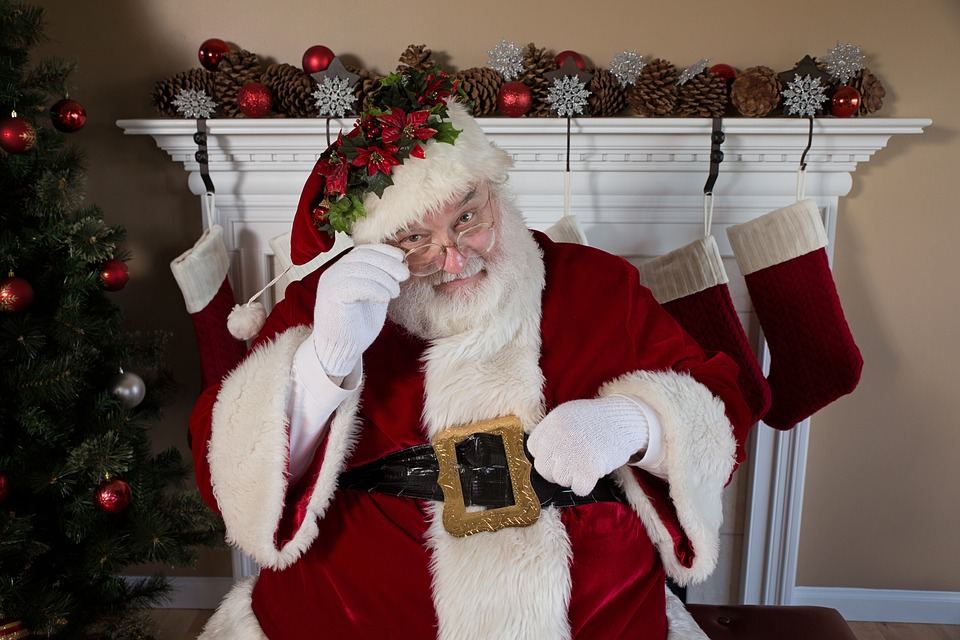 Nikolaus Sprüche Kinder Weihnachten