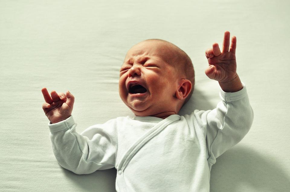 Baby hat Koliken